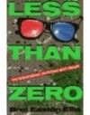 Bret Ellis – Less than zero